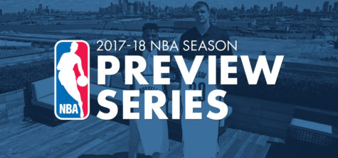 2017-2018 NBA Season Preview