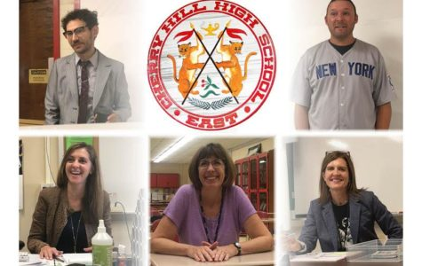 Say Hello to East's Newest Faculty Members