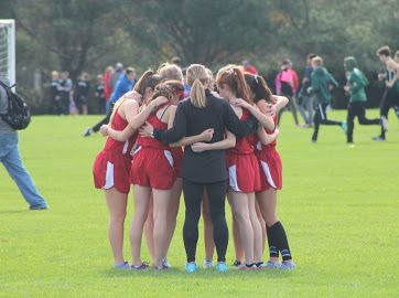 The East Girl's Cross Country team excels in their season