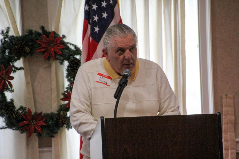 Ed Johnsen (Equipment Manager)