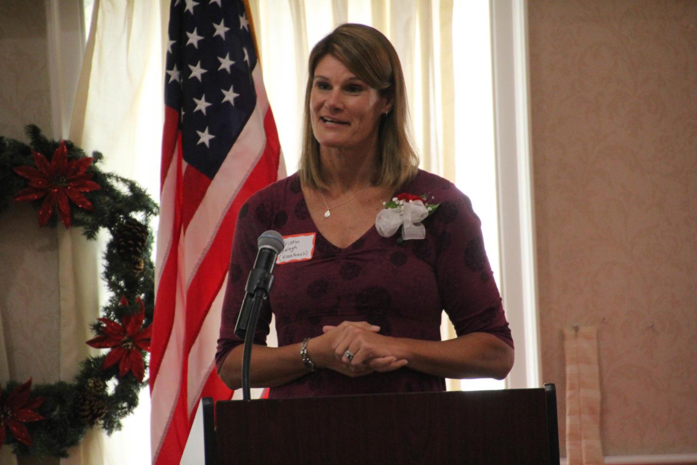 Kristin Kisselbach (Balogh) ('90)