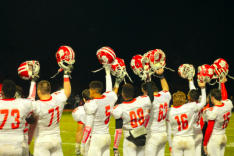 "The West Lions take back the ""Boot"" for the fifth straight season in the annual homecoming game"