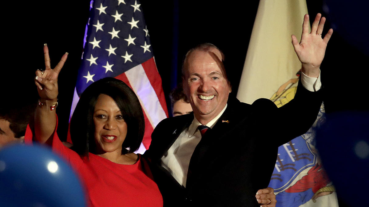 Governor-elect Phil Murphey is a needed change for New Jersey leadership.