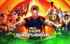 "Thor: Ragnarok makes a ""SMASH"" in theaters"