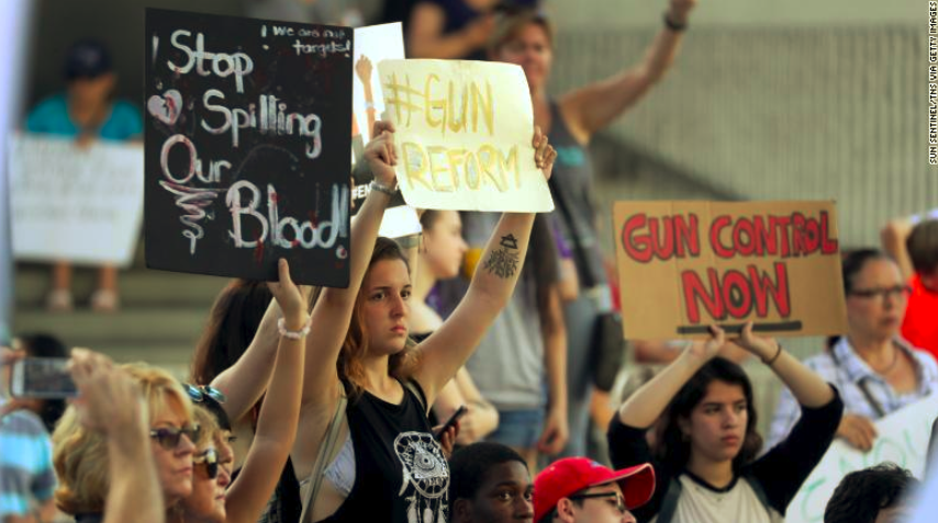 The Role of Social Media in Mass Shootings