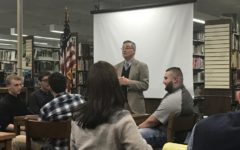 """At """"Coffee with the Superintendent,"""" many parents address concerns over recent events in the district"""